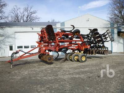 2008 KRAUSE 4850-21 Dominator 21 Ft Deep Disc Ripper