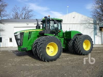 2015 JOHN DEERE 9520R 4WD Tractor