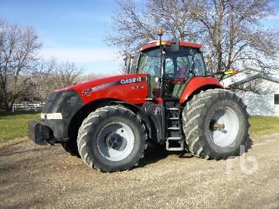 2015 CASE IH MAGNUM 290 MFWD Tractor