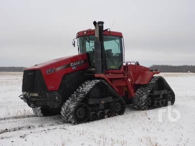 2008 CASE IH 385 Quadtrac Track Tractor