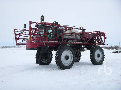 2000 CASE IH SPX4260 90 Ft High Clearance Sprayer