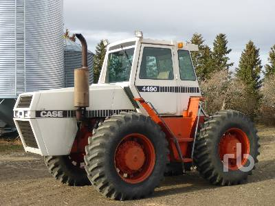 1982 CASE IH 4490 4WD Tractor