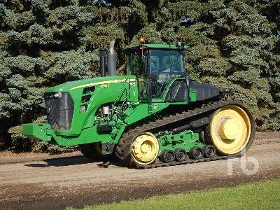2011 JOHN DEERE 9530T Track Tractor