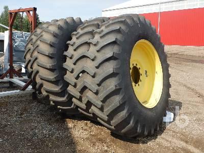 FIRESTONE Qty Of 4 20.8R38 Tire