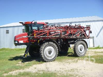 2011 CASE IH 4420 120 Ft High Clearance Sprayer