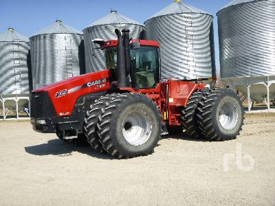 2011 CASE IH STEIGER 435 4WD Tractor
