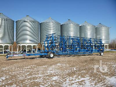 2015 BRANDT CONTOUR COMMAND 8200 82 Ft Heavy Harrows