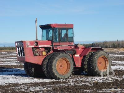 1980 INTERNATIONAL 4386 4WD Tractor