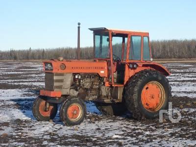 MASSEY FERGUSON 1100 3 spd standard, cab, 540 PTO, 1 ... 2WD Tractor
