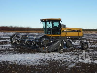2011 CHALLENGER SP115B Swather