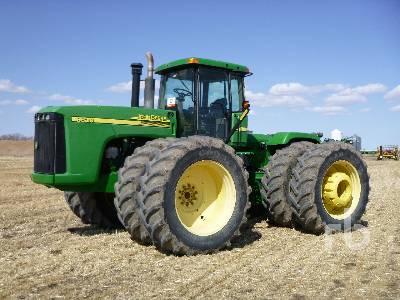2004 JOHN DEERE 9320 4WD Tractor