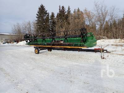 2005 JOHN DEERE 925D 25 Ft Draper Header