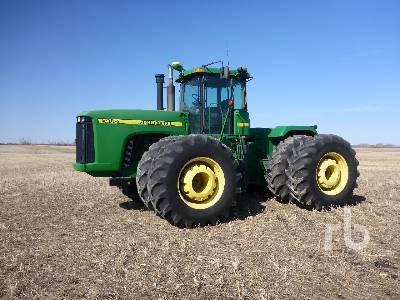 1998 JOHN DEERE 9400 4WD 4WD Tractor