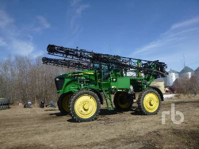 2007 JOHN DEERE 4720 90 Ft High Clearance Sprayer