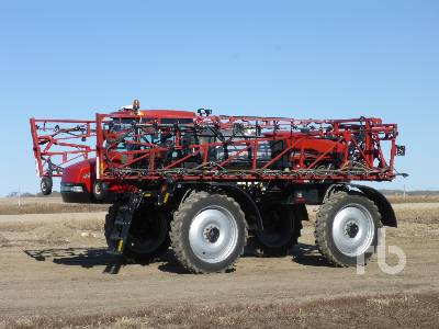 2014 CASE IH 3230 100 Ft High Clearance Sprayer