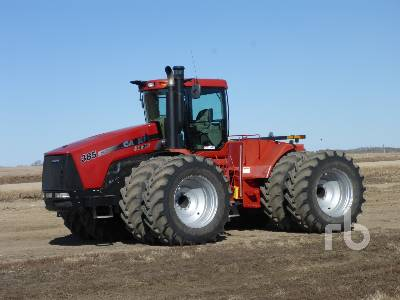 2010 CASE IH 385 4WD Tractor