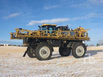 2015 ROGATOR RG 1300B 120 Ft High Clearance Sprayer