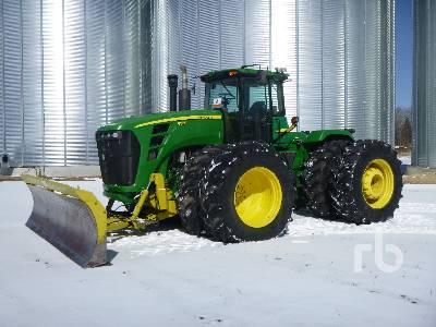 2010 JOHN DEERE 9330 4WD Tractor