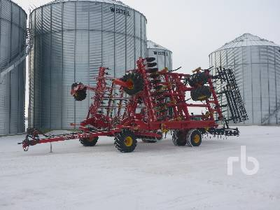 2017 BOURGAULT SPS360 40 Ft Deep Tillage Cultivator