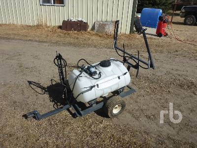 AGRIEASE Estate Sprayer