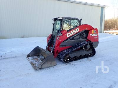 2017 CASE TV380 Multi Terrain Loader