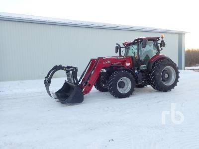 2017 CASE IH MAXXUM 150 MFWD Tractor