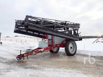2008 CASE IH SRX100 100 Ft High Clearance Field Sprayer