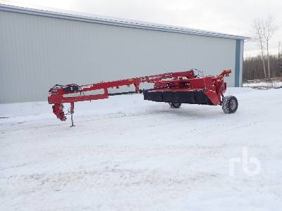 2012 CASE IH DC132 13 Ft Hydra Swing Disc Mower
