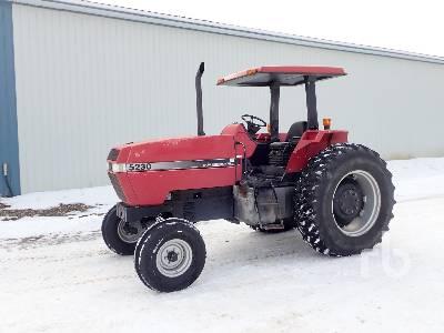 1994 CASE IH MAGNUM 5230 2WD Tractor