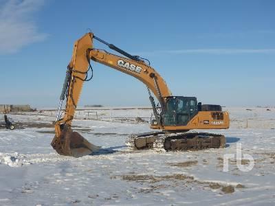 2013 CASE CX350C Hydraulic Excavator