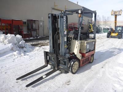NISSAN CWGP02L25S Electric Forklift