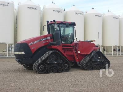 2012 CASE IH QUADTRAC 500 Track Tractor