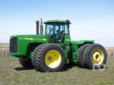 1997 JOHN DEERE 9300 4WD Tractor