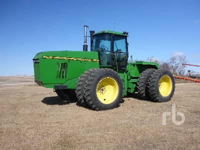 1994 JOHN DEERE 8570 4WD Tractor