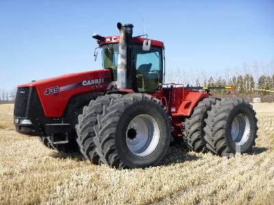 2009 CASE IH STEIGER 435HD 4WD Tractor