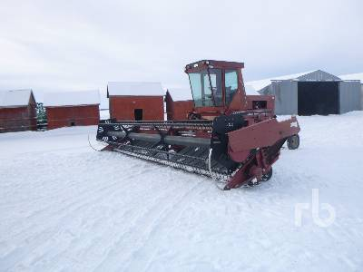 1988 CASE IH 4000 24 Ft 6 In. Swather