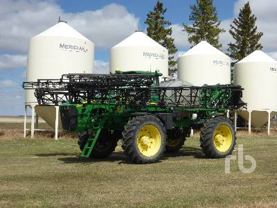 2011 JOHN DEERE 4930 120 Ft High Clearance Sprayer