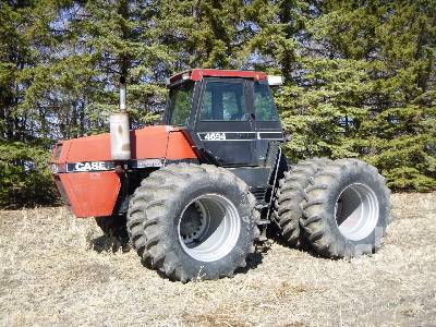 1986 CASE IH 4694 4WD Tractor
