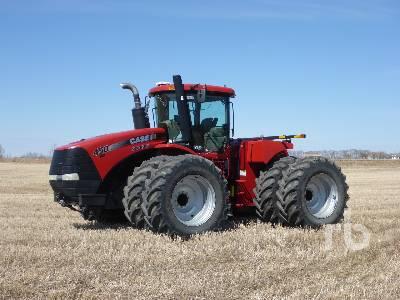 2012 CASE IH STEIGER 450 HD 4WD Tractor