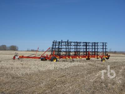 2005 BOURGAULT 7200 72 Ft Heavy Harrows