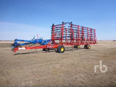 2017 BOURGAULT XR770 70 Ft Heavy Harrows