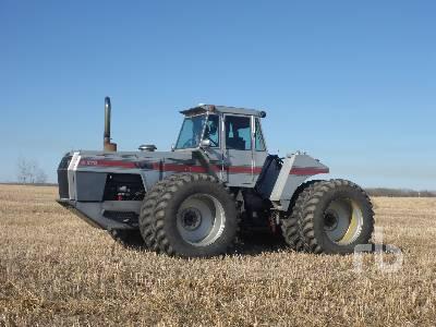 WHITE 4-270 4WD Tractor