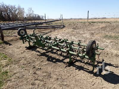11 Ft 6 In. 3 Point Hitch Cultivator