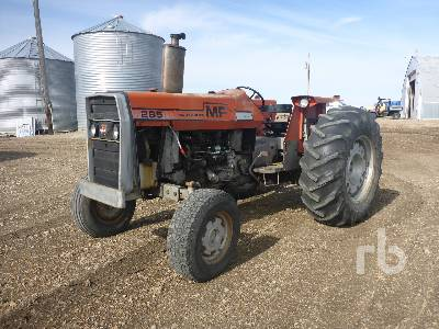 MASSEY FERGUSON 285 2WD Tractor