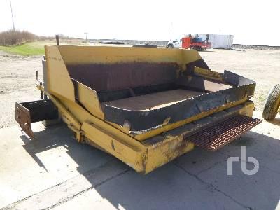 GEHL POWER BOX 12 Ft x Ride On Asphalt Paver Miscellaneous Asphalt - Other
