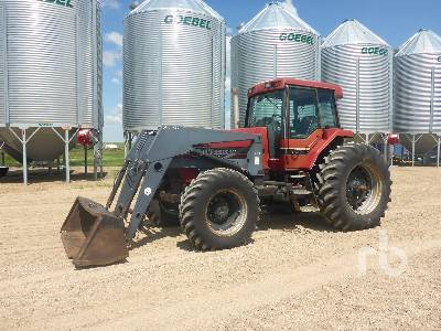 1992 CASE IH 7120 MFWD Tractor