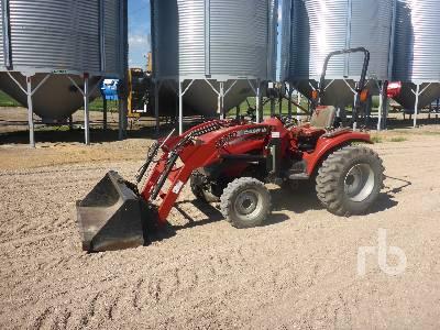 2008 CASE FARMALL 31 Utility Tractor