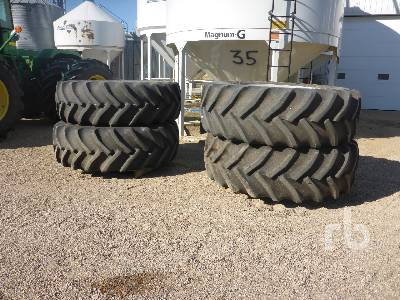 Qty Of 4 650/65R42 Tire