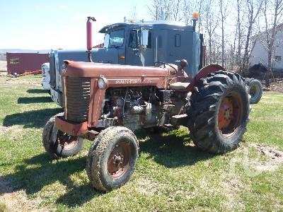 1959 MASSEY FERGUSON 85 2WD Tractor