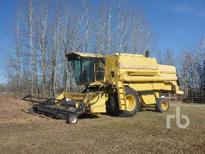 1993 NEW HOLLAND TX36 Combine